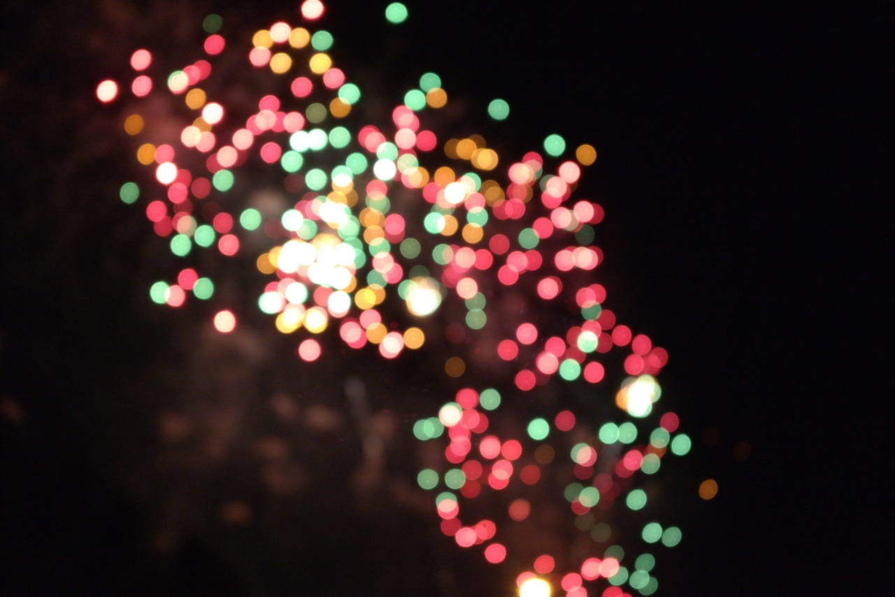 Bonfire Night - Firework Display