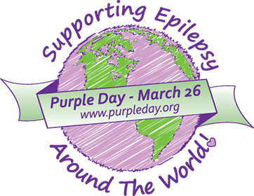 Purple Day Logo