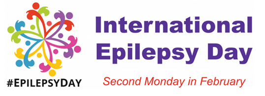 International Epilepsy Day Logo (logo from https://www.epilepsy.org/)