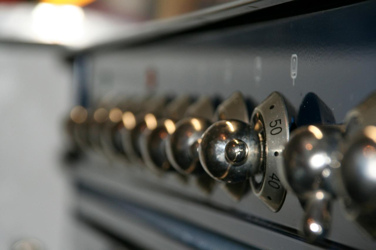 Oven Heating Controls